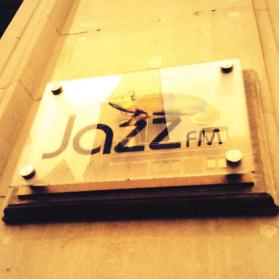 Dee Byrne at Jazz FM
