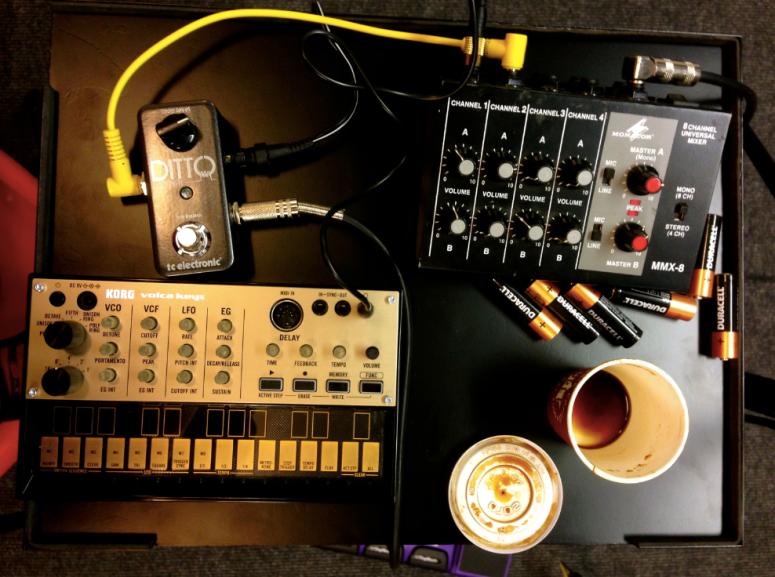 Dee Byrne + electronics