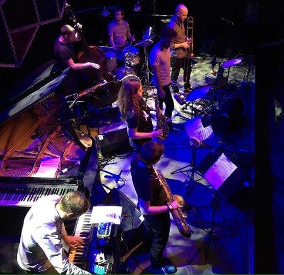 Our performance at Jazzwerkstatt Festival in February