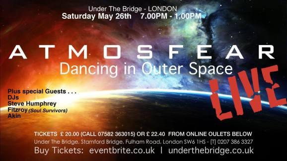 Atmosfear poster
