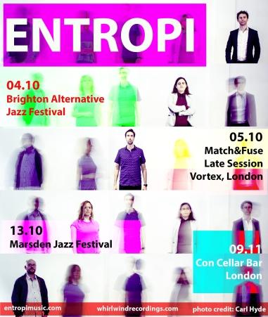 ENTROPI autumn 2018 poster