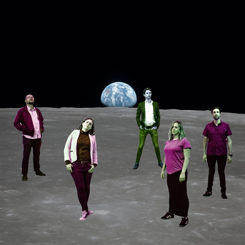 entropi on the moon